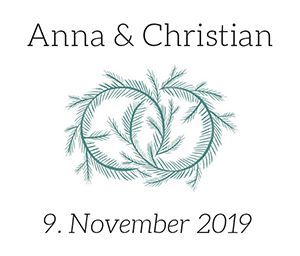 Hochzeitsdesign, 2019