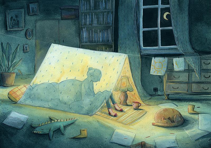 Nachtlesen, 2017