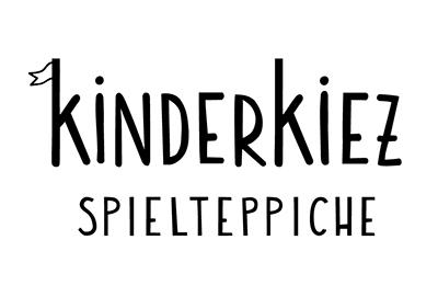 Logo für Kinderkiez Spielteppiche, 2017