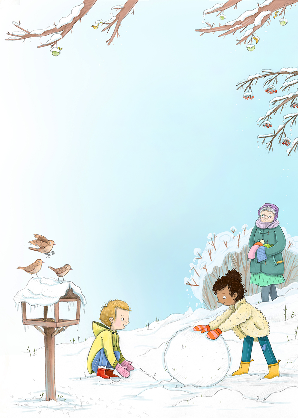 Alle, alle feiern Weihnachten!, Penguin Junior, 2021